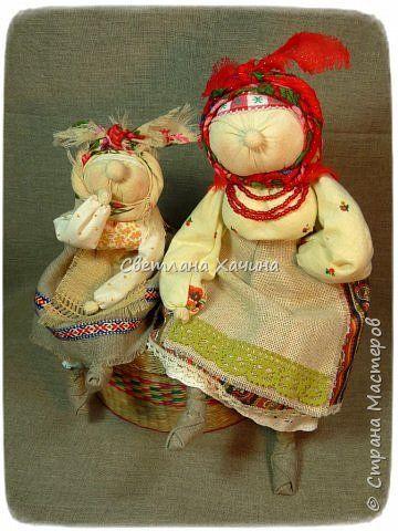 Сотворились у меня две бабуськи- Лушка и Маруська. Творила их по этому мк : http://www.liveinternet.ru/users/5163548/post299043255/ фото 2