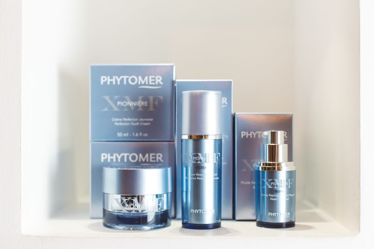 Phytomer Products   Made in St. Malo, Brittany   Natural Formulas harness the healing properties of the sea www.theroyalyacht.com/spa/facilities
