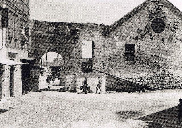 Χανιά-Πύλη και Νεώριο (1911)