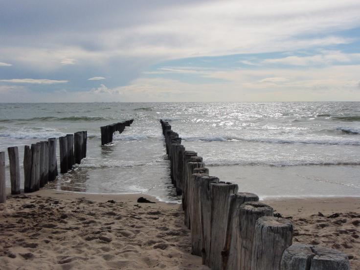 Beach Zeeland, The Netherlands