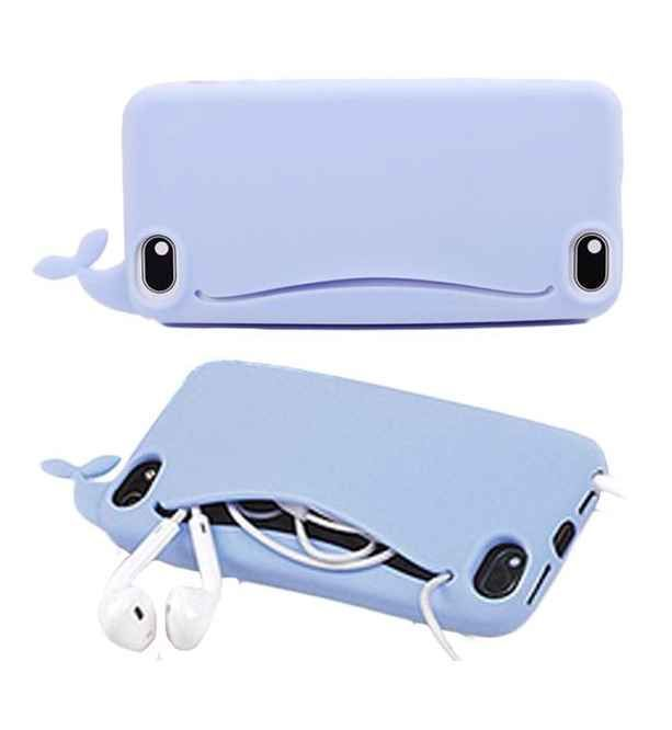 This adorable phone case with a pocket for your headphones!