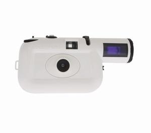 Colorsplash White Analoge Camera Lomography