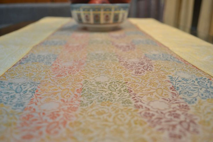 Launching soon! Gorgeous silk table runners to lighten up your living room. Keep an eye out for more stuff coming on this page soon!