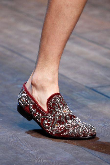 Dolce & Gabbana details | Fall 2014 Menswear Collection