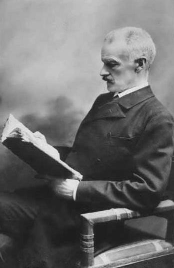 His Royal Highness Duke Karl Theodor in Bavaria (1839-1909)