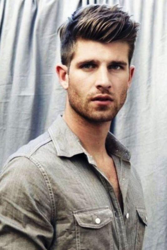Stilvolle sowie Schöne gute Frisuren für Männer mit Bezug zum ...