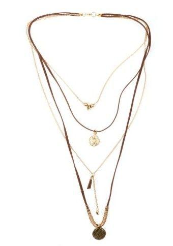 Originální náhrdelník #modino_cz #modino_style #budtein #boho #náhrdelník #necklace #accessories #ModinoCZ