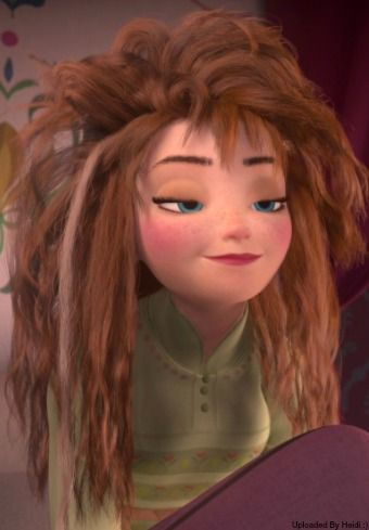 Anna waking up | Frozen | Pinterest | This or that ...