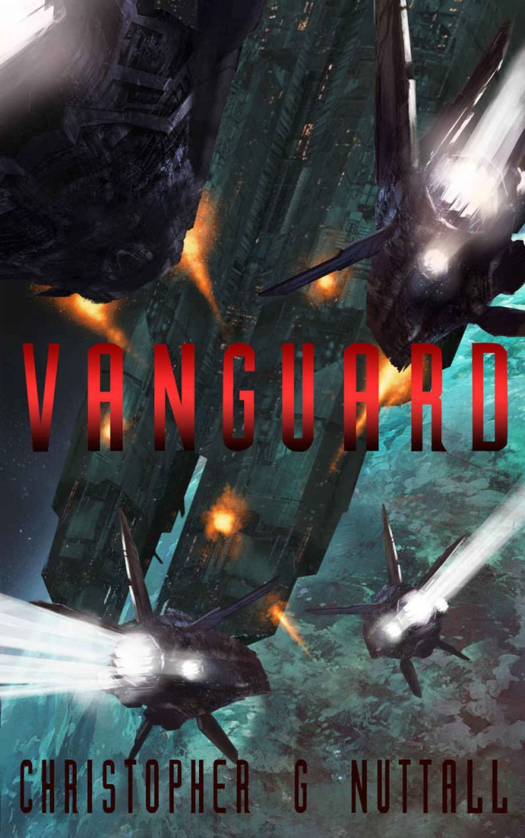 Vanguard Starts A Third Story Arc (or Trilogy If You So Prefer) In The