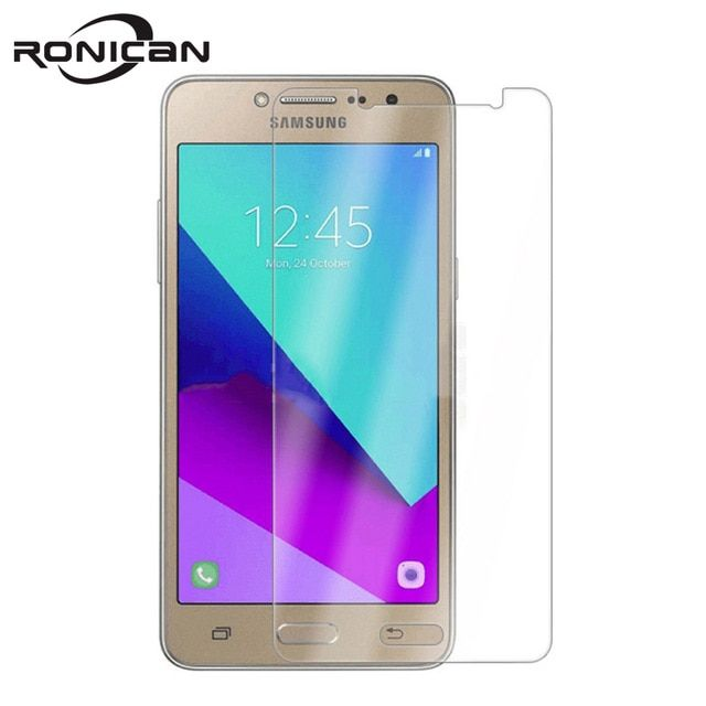 Ronican Screen Protector Glass For Samsung Galaxy J2 Prime Tempered Glass For Samsung Galaxy J2 Prime Gla Samsung Glass Screen Protector Phone Screen Protector