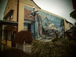 Chemainus mural - Kara Johancsik