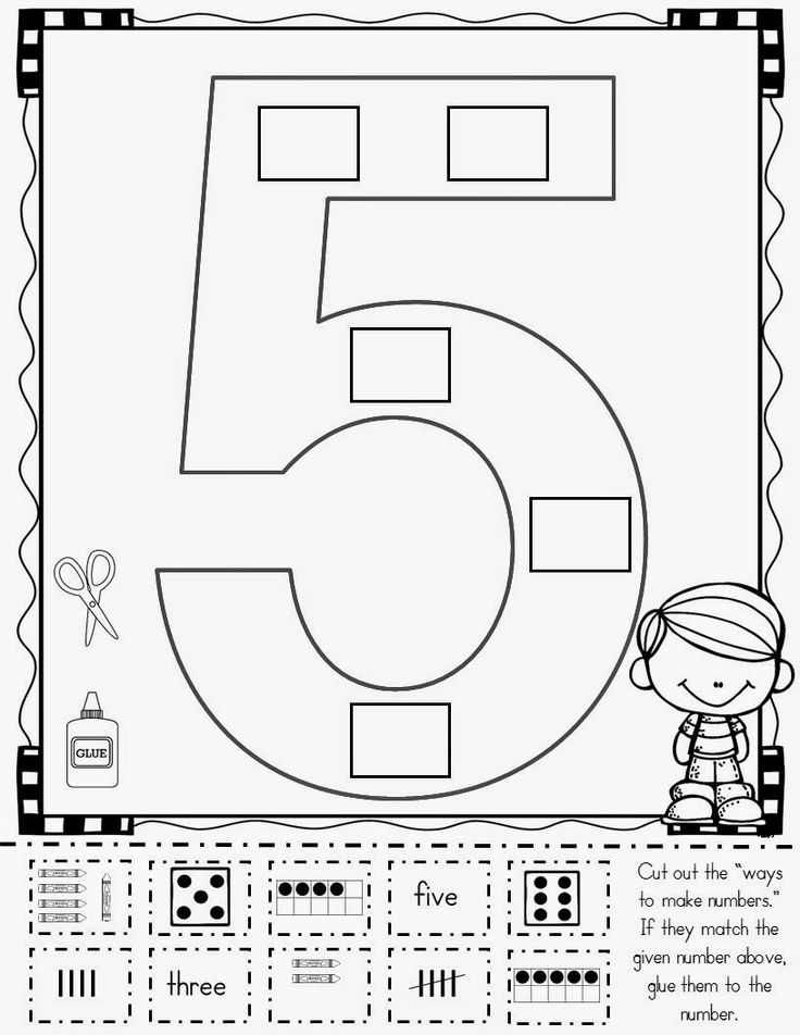 56 best Number Writing Practice images on Pinterest