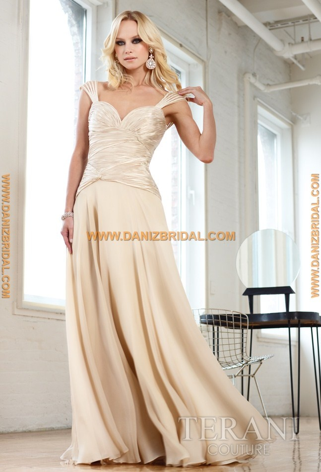 93 Best Terani Mother Of The Bride Dresses Images On Pinterest
