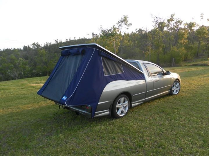 Ute Swag Quot Only For Single Piece Lid Truck Camping Ute Swag