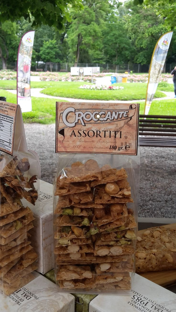 Sacchettini di Croccante Assortiti - Per tutte le info visita il nostro sito web ----> http://www.croccantedolcidelizie.com/