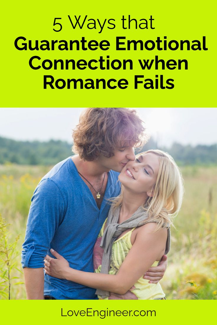 Feeling No Emotional Connection with Your Husband