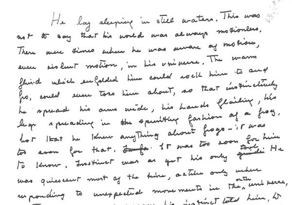 """""""A lost Pearl S. Buck manuscript, found in a Texas storage unit, will be published this fall."""" : http://www.nytimes.com/2013/05/22/business/media/a-pearl-buck-novel-new-after-4-decades.html?_r=2"""