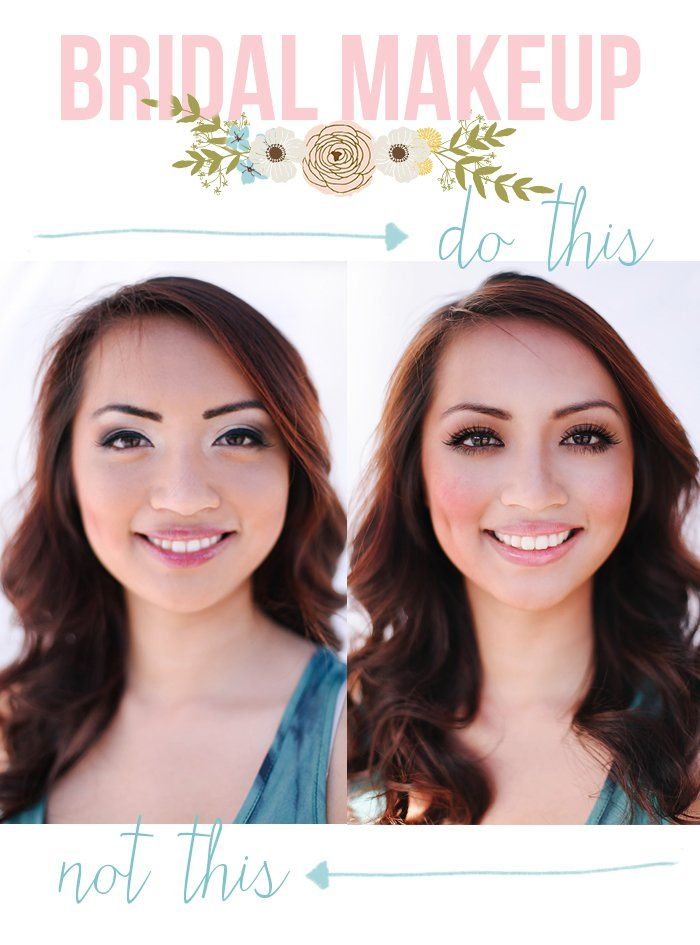 How to look naturally stunning on your wedding day!