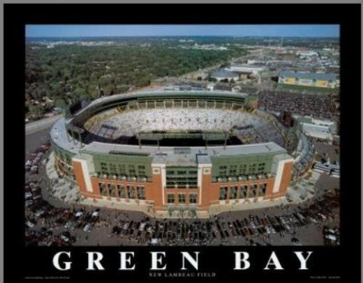 Green Bay, Wisconsin, with a population of 101,025 (according to the 2008 census), is the smallest city in the United States to host a professional sports team. Known as the Green Bay Packers and is the main tourist attraction for Green Bay.