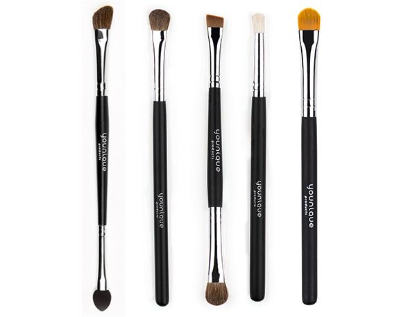 Click here to see Younique's Eye Brush Set and save more than 15% off individual retail!  Treat your peepers to the Eye Brush Set. Perfect for applying, shading and blending.  $68.00 http://www.empoweredbymakeup.com/products/view/US-35101-06#.Vjze9LerSUk