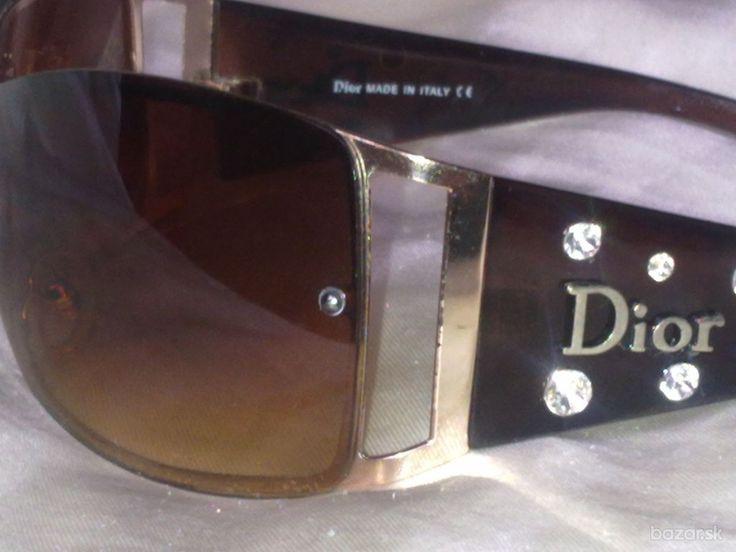 Dior slnecne okuliare