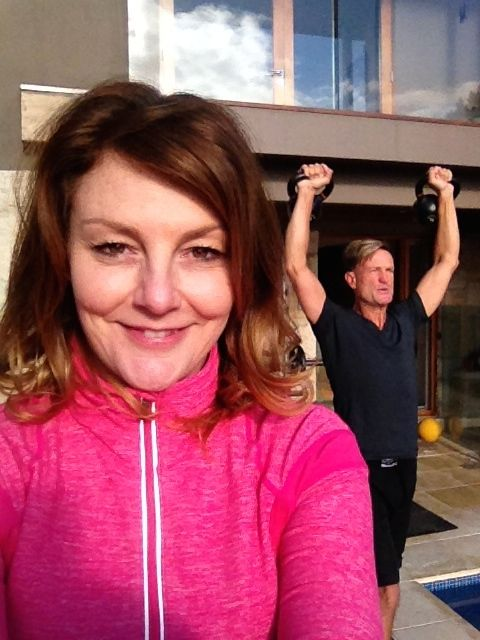 Nurse, Author and Personal Trainer Fiona Leard Helps Her Clients Discover What It Is They Really Want In Their Life  #personaltraineroftheday #Fitnesstalk