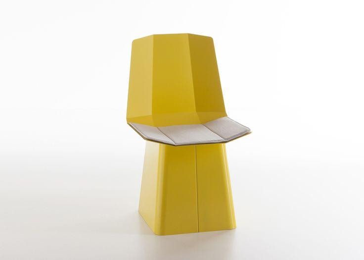 yu ito designs oragami-like linito collection for formabilio