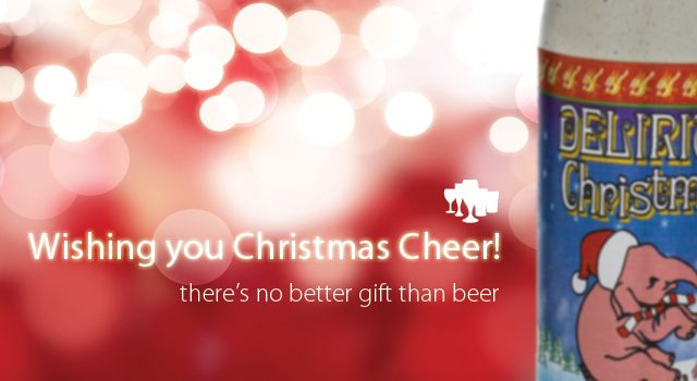 Christmas Wishes to all!    Christmas is not far away and here at beermerchants we have a veritable santas grotto full of Christmas goodies, from festive mixed cases to classic, innovative and rare Christmas beers. You're certain to find a treat or two, or the perfect gift for the beer lover in your life.  Christmas Cases - Our Really Special Offers    Every year we bring special Christmas cases, all featuring a differing selection of classic Belgians, Christmas beers and massive savings!