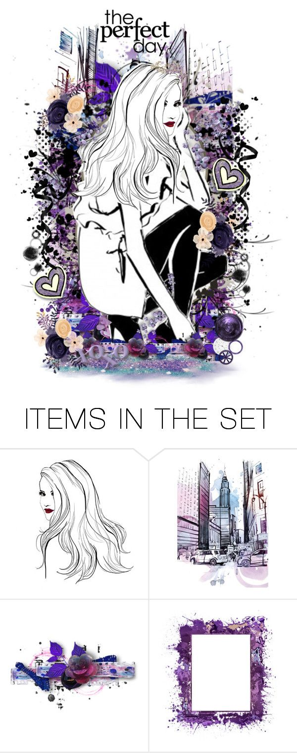 """""""Perfect Day"""" by suzanne228 ❤ liked on Polyvore featuring art"""
