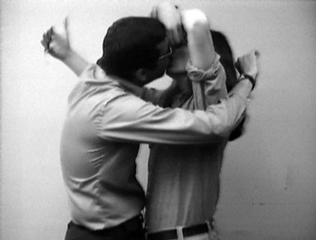 ALLAN KAPROW: coined the term 'Happening' describing a new art form, at the beginning of 60's - loosely scripted events, turned all participants into artists, allowed the performer to experiment with body motion, recorded sounds, written and spoken texts, even smells. Fluxus and Installation art were influenced by his work. Studied under J. Cage.