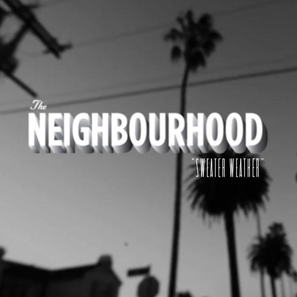 The Neighbourhood Sweaters June 2017