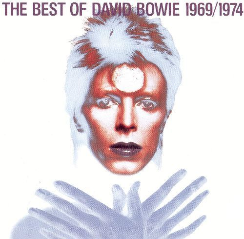 The Best of David Bowie 1969-1974 [CD]