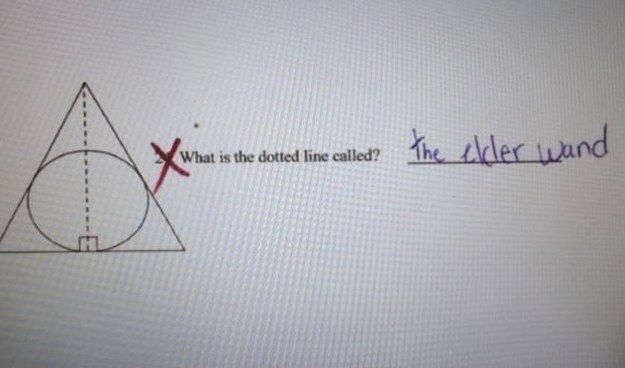 """How to get an automatic A:   26 Pictures Only """"Harry Potter"""" Fans Will Think Are Funny"""