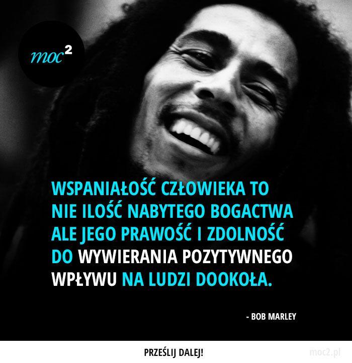 #cytaty #motywacja #motywatory #moc2 #BobMarley #reggae