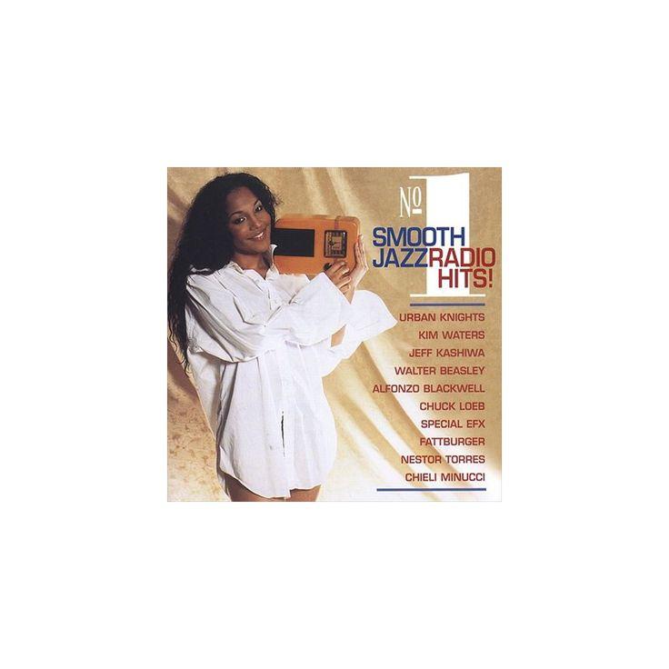 Various Artists - No. 1 Smooth Jazz Radio Hits (Shanachie #1) (CD)