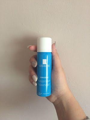 Pretty little things 💋: Τέλος το λιπαρό δέρμα > La Roche-Posay SEROZINC MI...