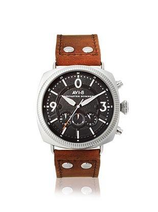 71% OFF AVI-8 Men's 4022-01 Lancaster Bomber Brown/Black Watch