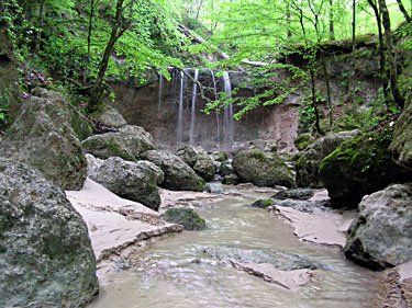 I'm so ready for the summer so I can go to Tunica Hills for a hiking trip! :D