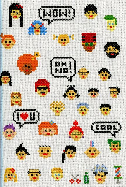 Cute Cross Stitch | Flickr - Photo Sharing!