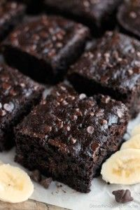 Double Chocolate Banana Cake Recipe
