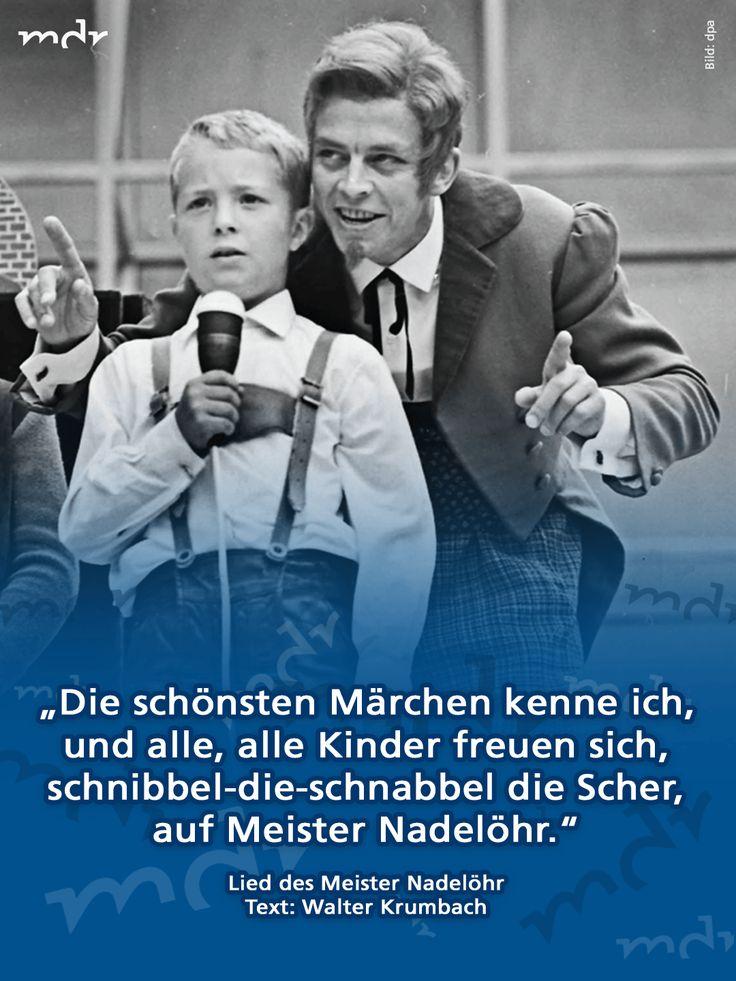 Meister Nadelöhr – Lothar Abendroth