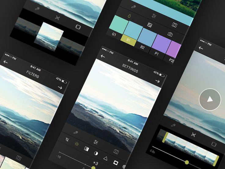 Kulture - Camera Screens by Maria Shanina for Plainwhite