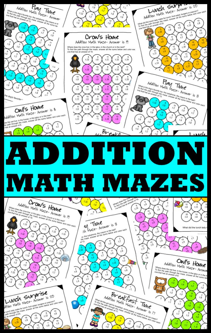 395 best 2.N.2 Addition and Subtraction images on Pinterest | School ...
