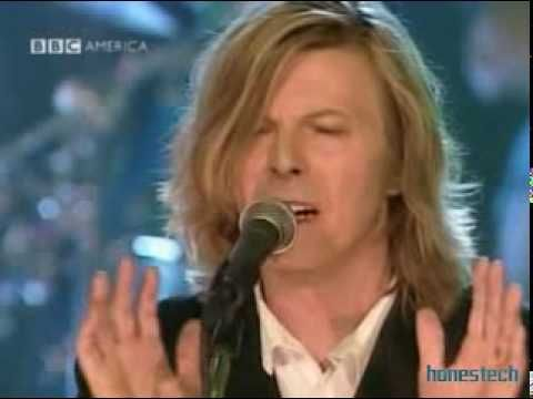 My personal favorite, with one of the most interesting basslines ever....David Bowie - ashes to ashes (live bbc).mpg