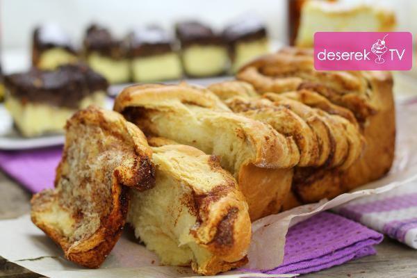 Obrywany Chlebek Cynamonowy