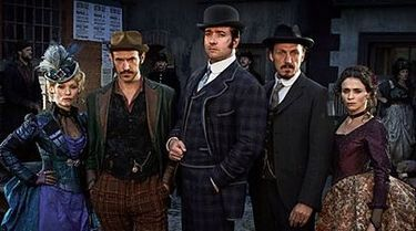 Ripper Street - Wikipedia, the free encyclopedia