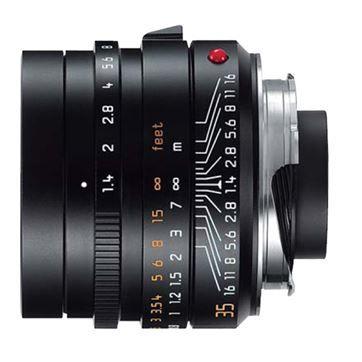 Leica Summilux-M 35/1.4 ASPH FLE camera lens? Ga naar Cameraland.nl!