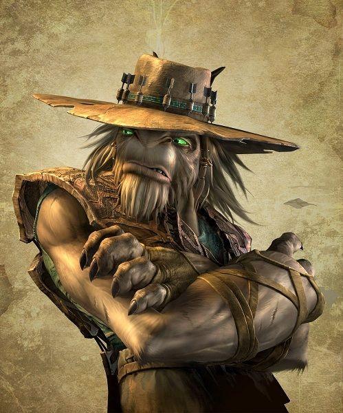 Oddworld: Stranger's Wrath HD Concept Art
