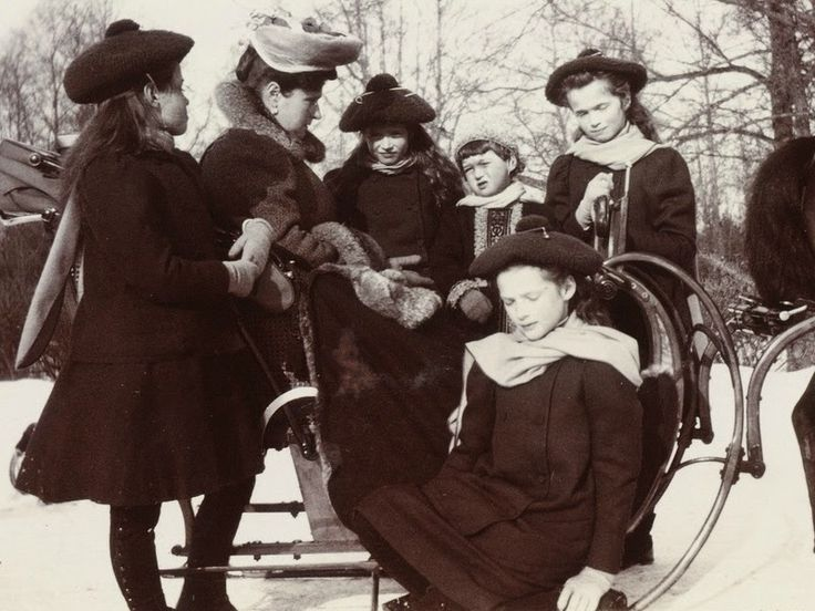 vintage everyday: Vintage Photographs of Life in Russia from between 1900s and 1910s