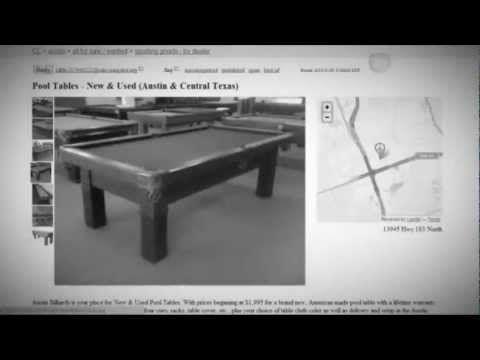 Used Pool Table Austin | Used Pool Tables at Austin Billiards - http://pooltabletoday.com/used-pool-table-austin-used-pool-tables-at-austin-billiards/